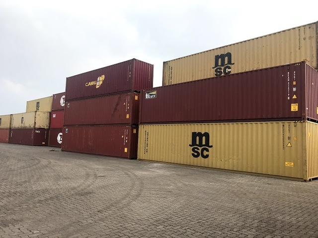 HTPL Chennai Container Freight Station