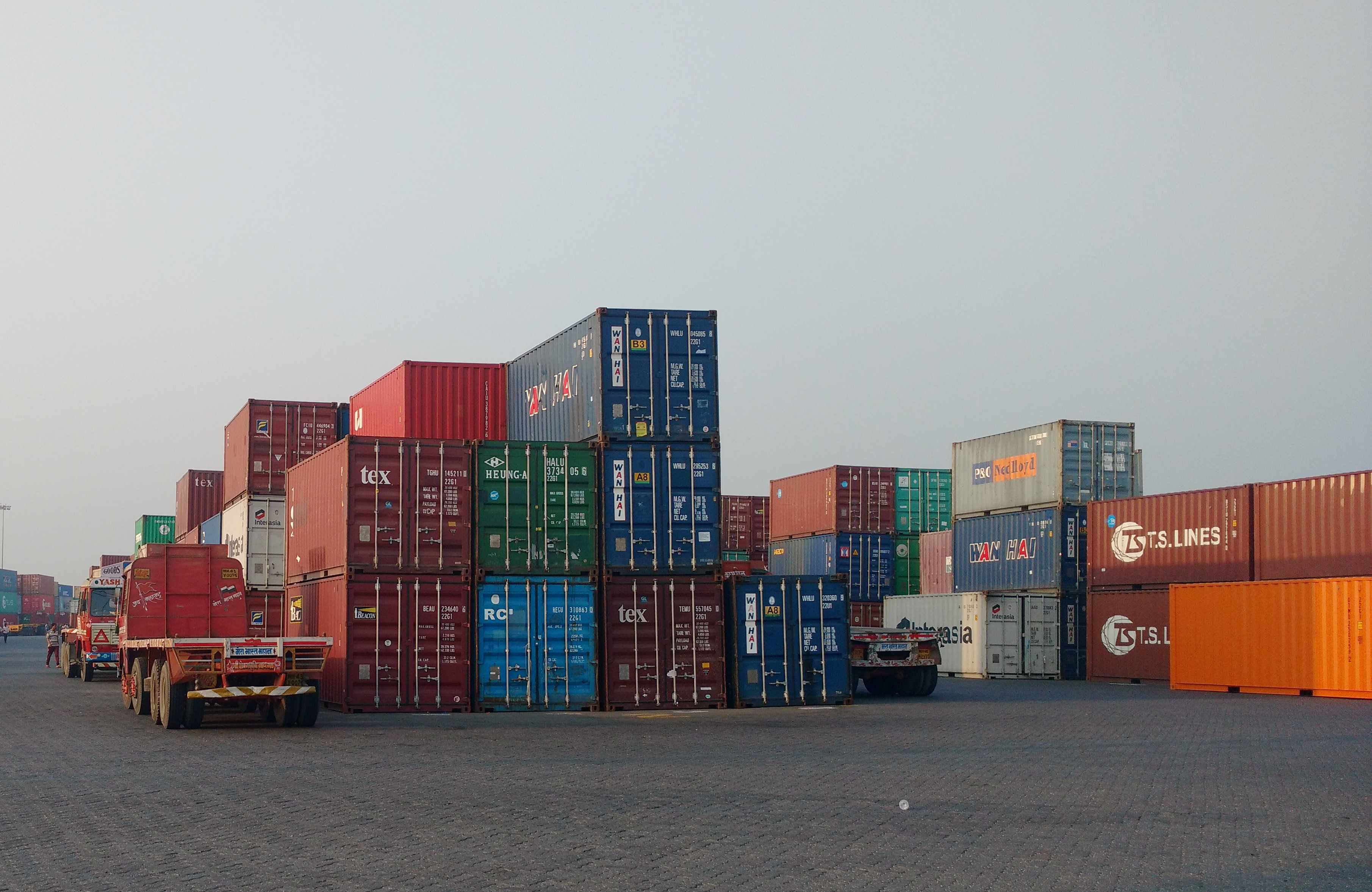 HTPL Container Freight Station